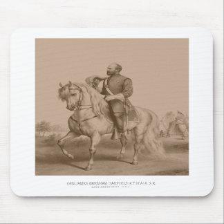 General James Garfield -- Guerra civil Mouse Pads