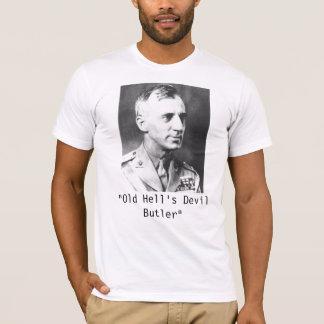 General principal Smedley Mordomo Camiseta