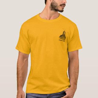 Genghis Khan/camisa dos Mongols Camiseta
