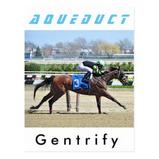 Gentrify Cartão Postal