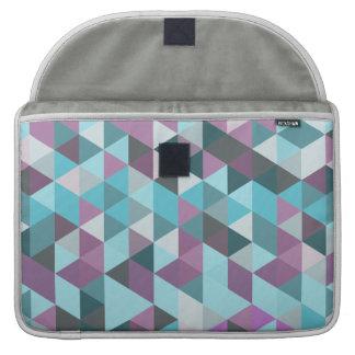 Geometria abstrata capa para MacBook