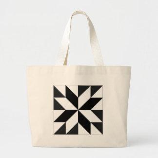 geométricos dos blocos bolsas de lona