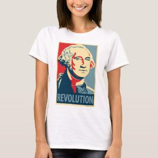George Washington - revolução: Parte superior das Camiseta
