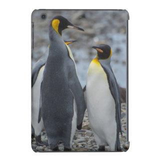 Geórgia sul. Pinguim de rei muito alto Capa Para iPad Mini Retina