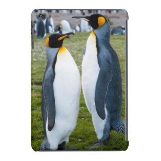 Geórgia sul. Planície de Salisbúria. Pinguins de Capa Para iPad Mini Retina
