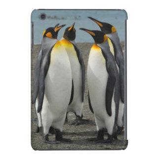 Geórgia sul. Saint Andrews. Pinguins de rei 8 Capa Para iPad Mini Retina