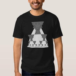 Gerador algorítmico da MathT-camisa do programador Tshirts