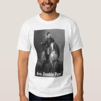 Gerador Franklin Pierce Camisetas