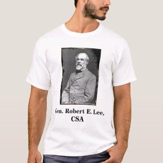 Gerador Robert E. Lee, CSA Camiseta