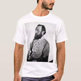 "Gerador ""Stonewall"" Jackson, imagem _War Camiseta"