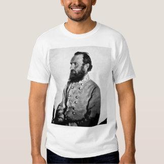 "Gerador ""Stonewall"" Jackson, imagem _War Camisetas"