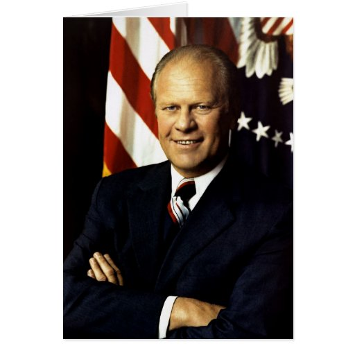 Gerald Ford Cartao