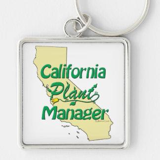Gerente de planta de Califórnia Chaveiro
