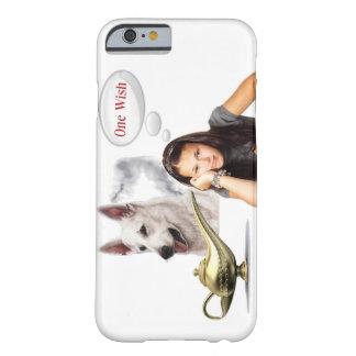 German shepherd branco - eu desejo o caso capa barely there para iPhone 6