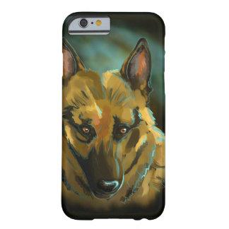 German shepherd capa barely there para iPhone 6