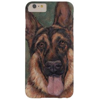 German shepherd capa barely there para iPhone 6 plus