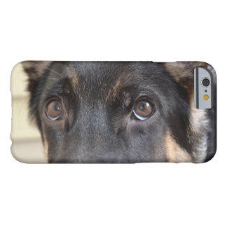 German shepherd por Shirley Taylor Capa Barely There Para iPhone 6
