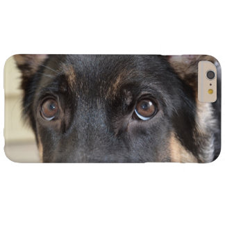 German shepherd por Shirley Taylor Capa Barely There Para iPhone 6 Plus