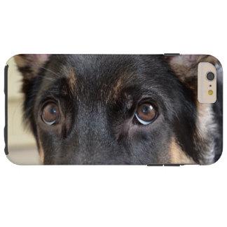 German shepherd por Shirley Taylor Capa Tough Para iPhone 6 Plus