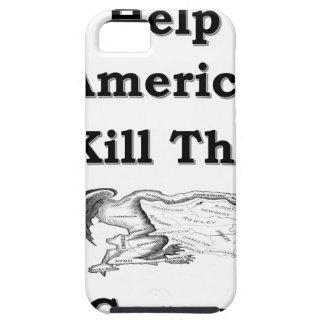 Gerry Capa Tough Para iPhone 5