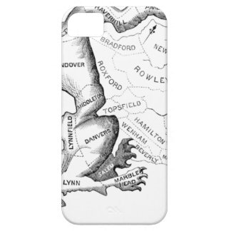 Gerry-Mander Capa Barely There Para iPhone 5