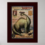 Gertie o dinossauro posters