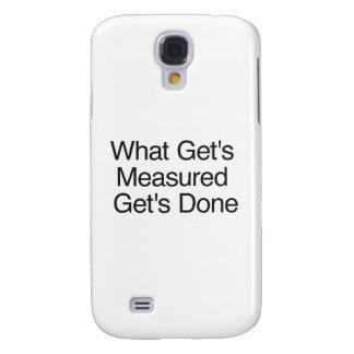 Get medida que Get feita