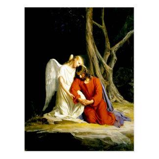 Gethsemane. Cartão das belas artes Cartão Postal