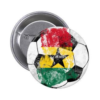 Ghana afligiu o futebol