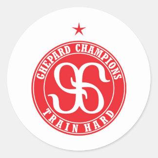 Ghepard Champions Adesivo