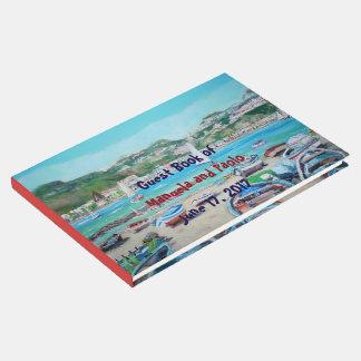 Giardini Naxos, livro de hóspedes