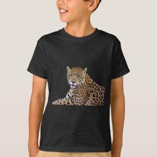 #Gift grande manchado do Gato-amante de Jaguar Camiseta