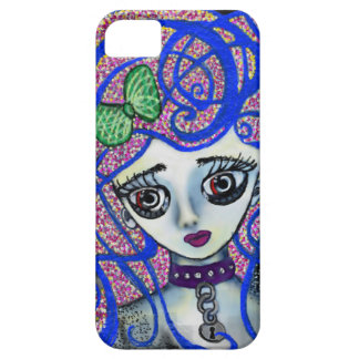 Gilly o Emo triste Capa Barely There Para iPhone 5