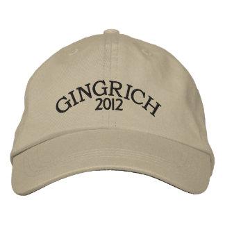 Gingrich para o presidente 2012 boné