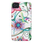 Gipsy garden iPhone 4 fundas