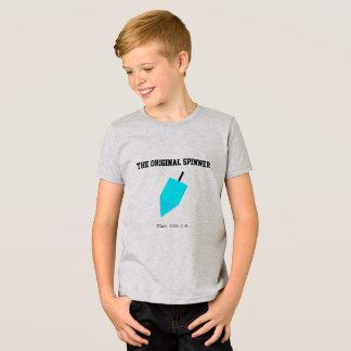 Girador da camisa de Hanukkah