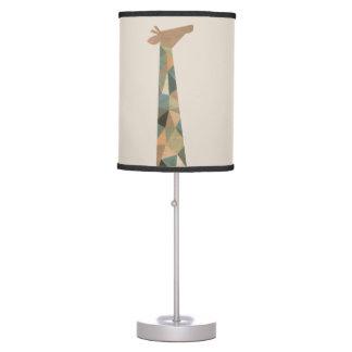 Girafa abstrato