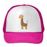 Girafa bonito boné