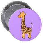 Girafa bonito boton
