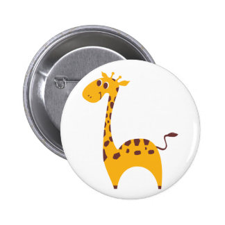 Girafa Bóton Redondo 5.08cm