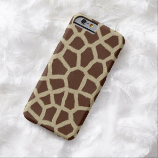 Girafa Capa Barely There Para iPhone 6