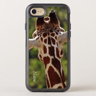 Girafa Capa Para iPhone 7 OtterBox Symmetry