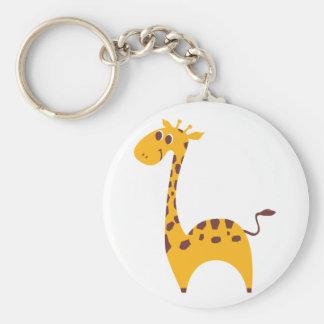 Girafa Chaveiro