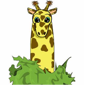 Girafa de Geoff Escultura De Foto