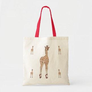 Girafa de Prima Donna Bolsa Para Compras