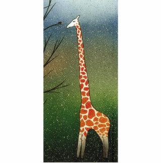 Girafa Escultura Fotos