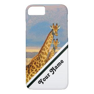 Girafas Capa iPhone 7