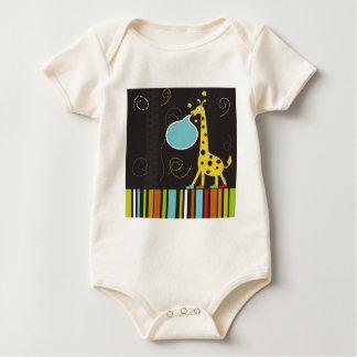 Giraffe2 Body Para Bebê