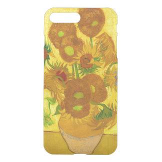 Girassóis de Van Gogh quinze em umas belas artes Capa iPhone 7 Plus