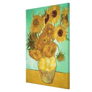 Girassóis de Vincent van Gogh |, 1888